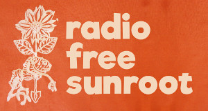 Logo for Radio Free Sunroot