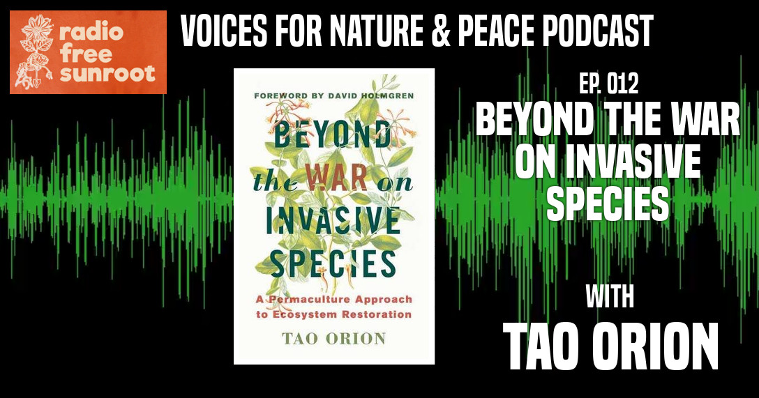 """Beyond the War on Invasive Species"""