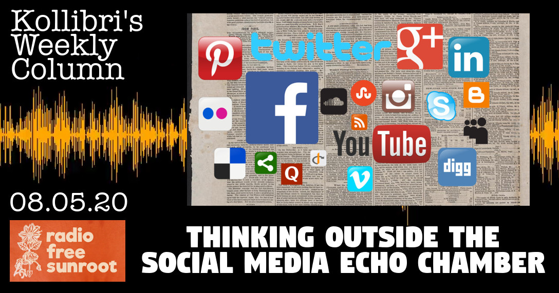 Thinking Outside the Social Media Echo Chamber
